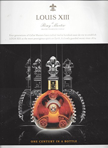 print-ad-for-remy-martin-louis-xiii-one-century-in-a-bottle-print-ad