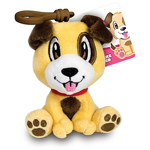 Scentco Smanimal Backpack Buddies - Scented Plush Toy Clips - Puppy Dog -