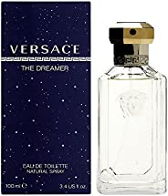 Dreamer By Gianni Versace For Men. Spray 3.4 Ounces