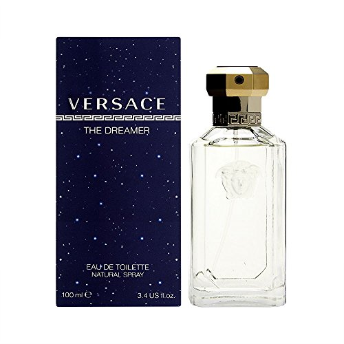 - Dreamer By Gianni Versace For Men. Eau De Toilette Spray 3.4 Ounces