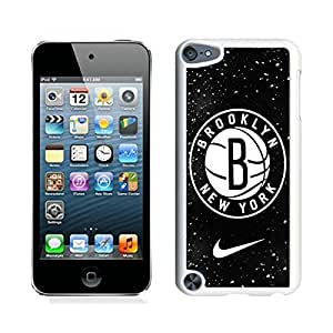 Brooklyn nets New York White iPod Touch 5 Cellphone Case Personalized and Unique Design
