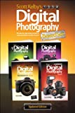 Scott Kelby's Digital Photography Boxed Set, Parts 1, 2, 3, and 4, Updated Edition, Scott Kelby, 0321966759