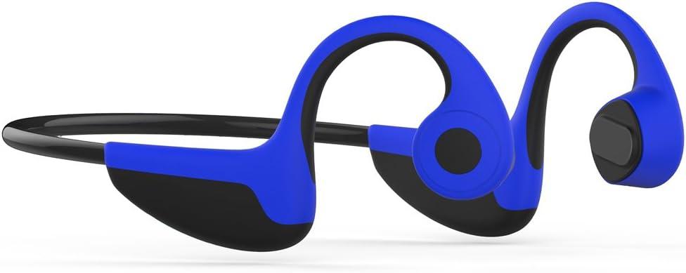 Docooler S.Wear Z8 Auriculares de conducción ósea Auricular inalámbricohttps://amzn.to/2JPiqo1