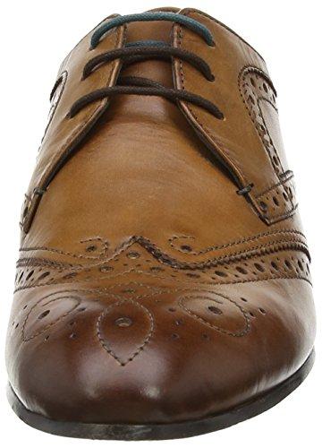 Homme Clair Ted Marron Chaussures Marron de Ville Vineey Baker wPRSqFB