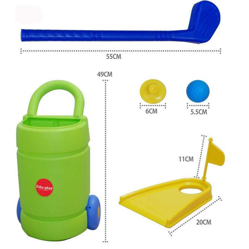 [GOOD SHOT] Golf Toys Set, Golf Ball Gaming, Outdoors Golf Training, Active, Early Educational Exercise Toy for Kids and Toddler by [GOOD SHOT] (Image #2)