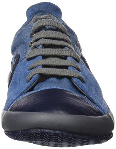 Oana Bleu Femme Aro Jeans Baskets TdB6wq