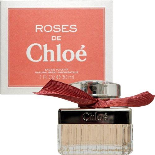 Parfums Chloe Roses Chloe Women's Eau de Toilette Spray, 1 Ounce