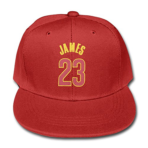 AALEXXJI1 Boys's/Girls CAVS 23 Adjustable Baseball Caps Hats
