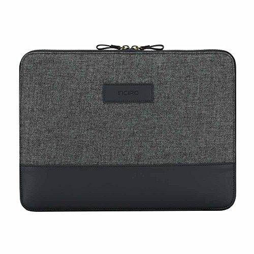 Incipio Esquire Series Sleeve fits Microsoft Surface Pro (2017) Tablet, Surface Pro 4 Tablet, and Microsoft Surface Laptop- Black (Series Notebook Case Sleeve)