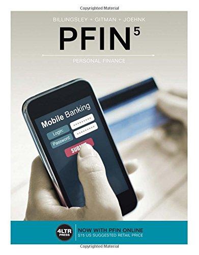 Pfin 5:Student Edition W/Access