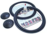 "Complete Infinity 12"" SM120 Speaker Foam Surround Repair Kit - SM122, SM125 - 12 Inch"