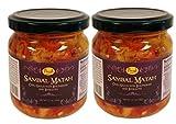 sambal chili garlic sauce - Runel Sambal Matah - Chili Sauce with Lemongrass and Shallots, 6.7oz, 2 counts