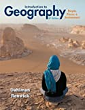 Introduction to Geography : People, Places and Environment, Dahlman, Carl H. and Renwick, William H., 0321843339