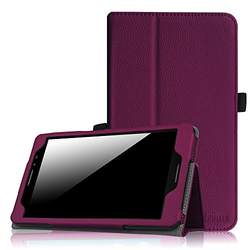 Fintie AT&T Trek 2 HD/U. S. Cellular ZPad 8 Case - Premium PU Leather Stand Cover with Auto Wake/Sleep for 8