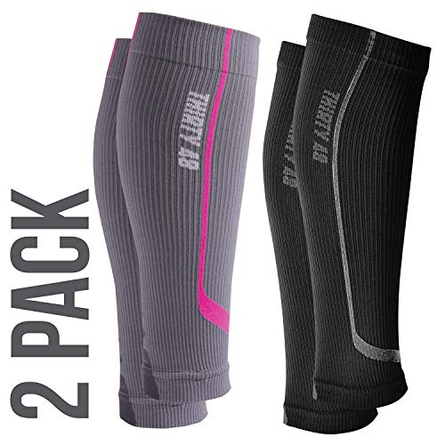 Thirty48 Cp, Compression Sleeves Faster Recovery by Increasing Oxygen to Muscles - Graduated Compression Hosiery