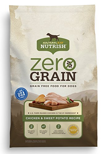 Rachael Ray Nutrish Zero Grain Natural Dry Dog Food,...