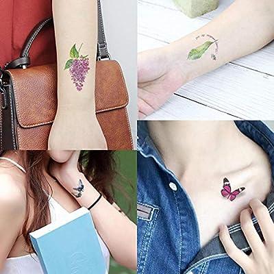 Etiquetas engomadas del tatuaje, brazo Eliminación de tatuajes ...