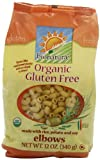 bionaturae Organic Elbow Pasta, Gluten Free, 12 Ounce Bags (Pack of 12)