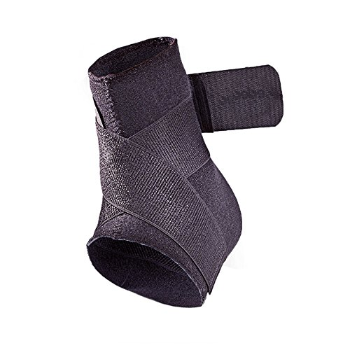 ANKLE SUPPORT NEOPRENE BLEND BLACK - 5