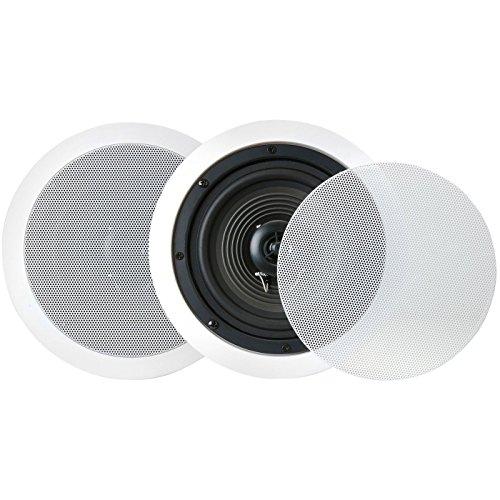 Dayton Audio CS620C 6-1/2'' 2-Way Ceiling Speaker Pair by Dayton Audio