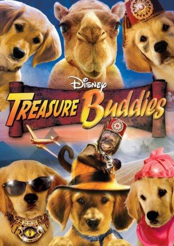 Treasure Buddies - Schatzschnüffler in Ägypten Film