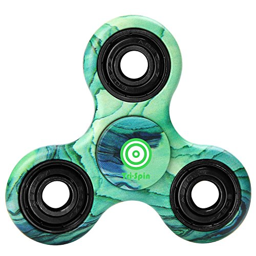 [Tri-Spin Metal Fidget Spinner Hand Finger Toy - EDC Stress Reducer, Perfect for Children and Adults Time Killer, Good for ADD, ADHD, Anxiety, and Autism Focus] (Fast Easy Boy Costumes)