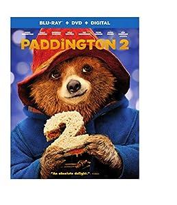 Cover Image for 'Paddington 2 [Blu-ray + DVD + Digital]'