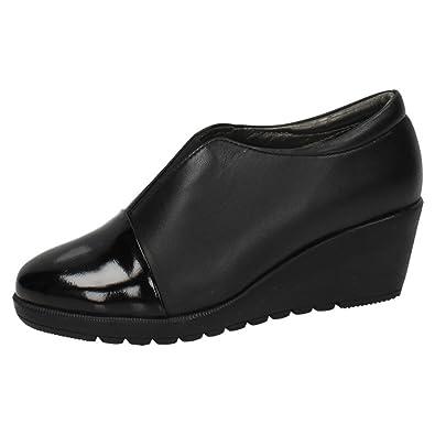 48 Mujer Amazon Zapatos Horas 72200202 Mocasín De Charol aXarw