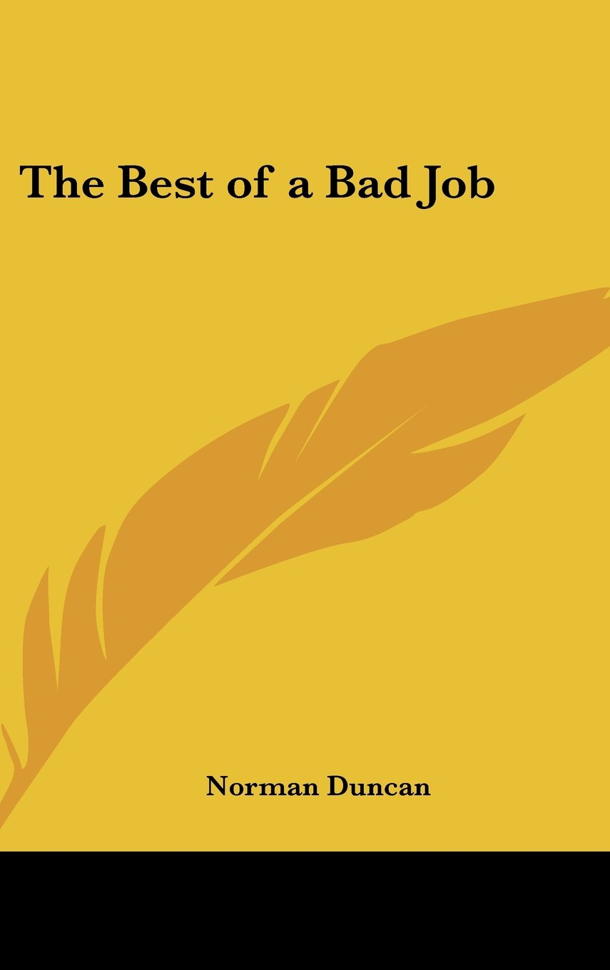 The Best of a Bad Job ebook