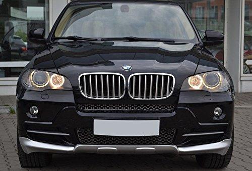 BMW X5 E70 LCI 06//2010-2013 Spoiler Avant Spoiler Aileron aerodynamik-paket LOOK