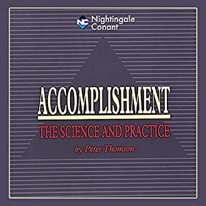 Accomplishment Audiobook