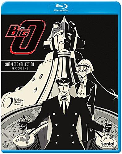 : Big O [Blu-ray]