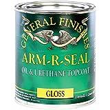General Finishes AGQT Arm-R-Seal Urethane, 1 quart, Gloss
