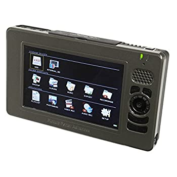 Image of Digital Foci - Picture Porter Advanced (PPA-500) - Portable Digital Photo/Video Storage Viewer Manager with 5-inch LCD Display - High Capacity Internal Drive - Memory Card Reader / [500GB SSD] Digital Picture Frames