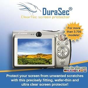 5x DuraSec ClearTec-Protector de pantalla para Kodak EasyShare Z612