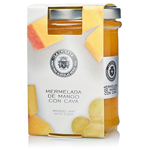 La Chinata Mermelada de Mango con Cava – 2 Paquetes de 210 gr – Total: 420 gr