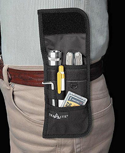 Trailite TL-2001NHMP Multi-Function Nylon Holster for AA Flashlight and Multi-Function Tools by Trailite (Image #2)