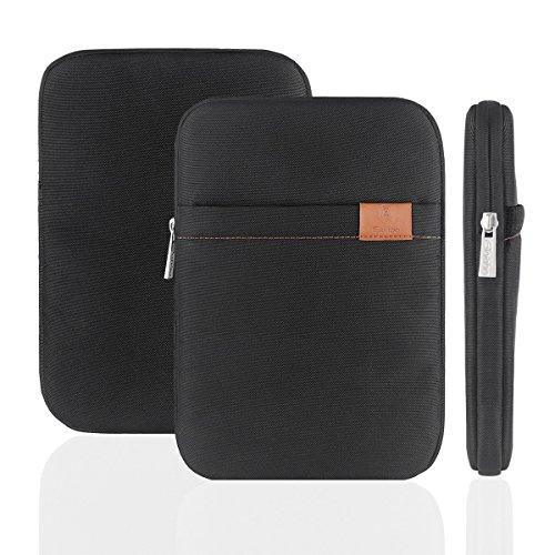 Elonbo 10.1 Inch Waterproof Canvas Fabric Tablet Sleeve Case