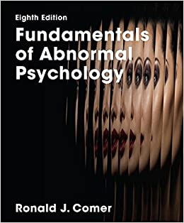 Fundamentals Of Abnormal Psychology 9781319153892 Amazon Com Books