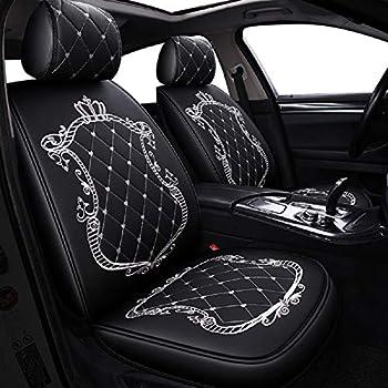 PFENK Car Seat Covers El-vis Pr-esley Protector Cushion Premium Cover for Women Men Girls Boys Fits Most Cars Truck SUV Van