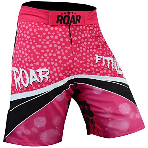 ROAR MMA Grappling Jiu Jitsu Wear MMA Rash Guards BJJ Leggings No Gi Shorts Set