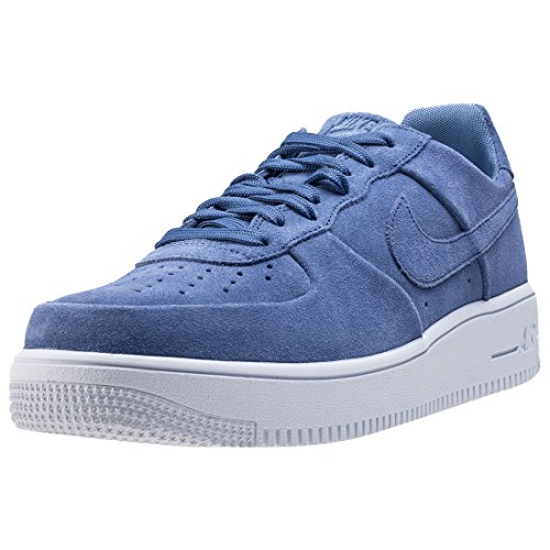 NIKE Herren Schuhe Air Force 1 Ultraforce 818735-402 blau US 11