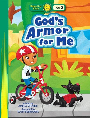 God's Armor for Me (Happy Day® Books: Level 2) pdf epub
