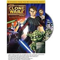 Star Wars: The Clone Wars - A Galaxy Divided (TV Series Season 1, Vol. 1)