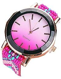 Stretch Straps Wristwatch Bands Beads Bracelet Bands Wristbands djustable Beads Handmade Pearl Bracelet Elastic
