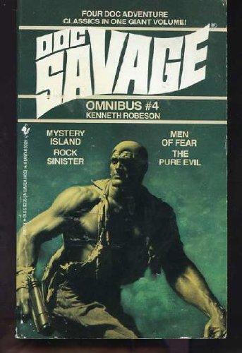 Doc Savage Bantam Book Series