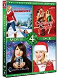 ABC Family Holiday Collection Movie 4 Pack (Christmas Cupid, Christmas In Boston, Holiday In Handcuffs, Santa Baby 2)