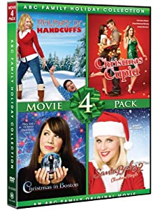Amazon.com: ABC Family Holiday Collection Movie 4 Pack (Christmas ...