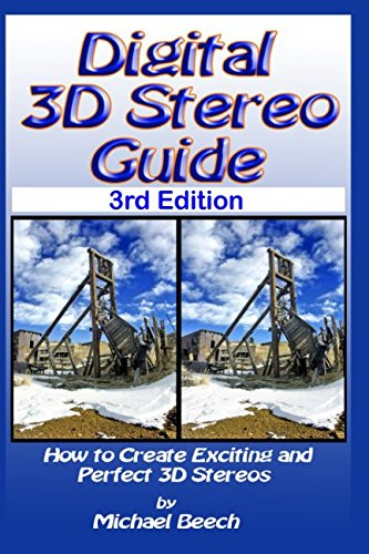 Price comparison product image Digital 3D Stereo Guide: How to Create Exciting and Perfect 3D Stereos (Masters Series)