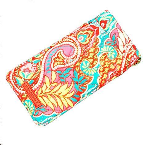 Vera Bradley Sunglass Sleeve in Paisley in Paradise